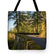 Columbia River Gorge Highway Tote Bag