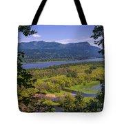 Columbia River Gorge - Oregon Tote Bag