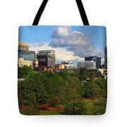 Columbia Skyline -- 03 25 2012 C Tote Bag