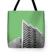 Columbia South Carolina Skyline 2 - Apple Tote Bag