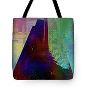 Columbia Tower Cubed 1 Tote Bag