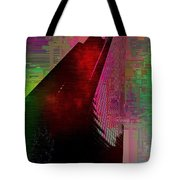 Columbia Tower Cubed 3 Tote Bag