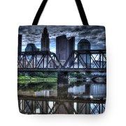 Columbus Ohio Downtown IIi Tote Bag
