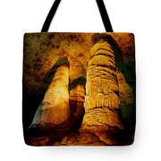 Dome And  Column Tote Bag