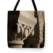 Column Detail Stanford California Tote Bag