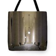 Column Tote Bag