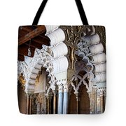 Columns And Arches No2 Tote Bag