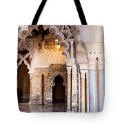Columns And Arches No3 Tote Bag