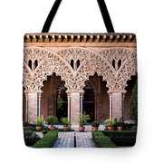 Columns And Arches No4 Tote Bag