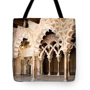 Columns And Arches No1 Tote Bag