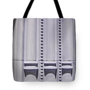 Columns In Sunshine And Shadow Tote Bag