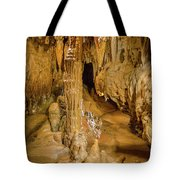 Columns In The Caves Tote Bag