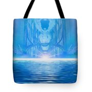 Come Away With Me Tote Bag