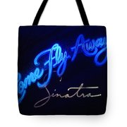 Come Fly Away On Broadway Tote Bag