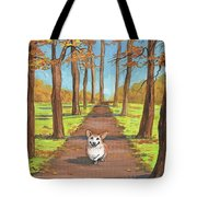 Come Here My Little Maple Leaf Tote Bag