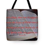 Come Holy Spirit Tote Bag