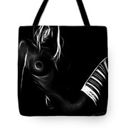Come Into My Darkness Tote Bag