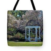Come Into The Garden Tote Bag