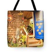 Come On In To A Mendocino Art Studio Tote Bag