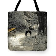 Come Out And Play Tote Bag by Luke Moore