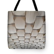 Come Sail Away Ceiling Tote Bag