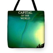 Come See The Great Whirlwinds Tote Bag