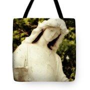 Spiritual Close Up Tote Bag