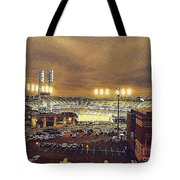 Comerica Night Game 2 Tote Bag