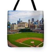 Comerica Park Tote Bag