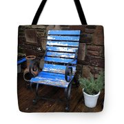 Comfort And A View Tote Bag