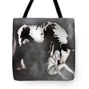 Comfort Tote Bag by Betsy Knapp