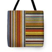 Comfortable Stripes Lx Tote Bag