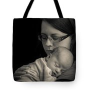 Comforting Shoulder Tote Bag