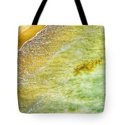 Coming Ashore Tote Bag
