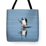 Coming In On A Tail And A Prayer Tote Bag