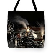 Coming In Tonight Tote Bag