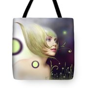 Coming Of Spring - Equinoxes Tote Bag