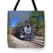 Coming Off The High Line Tote Bag