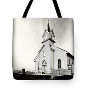 Coming Out Of The Mist Tote Bag by Marcia Colelli