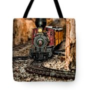 Coming Round The Bend Tote Bag