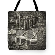 Coming Round The Mountain Tote Bag