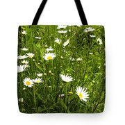 Coming Up Daisy's Tote Bag