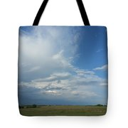 Coming Weather Tote Bag