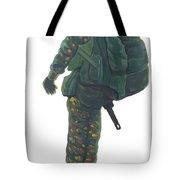 Commando 02 Tote Bag