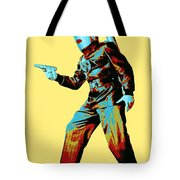 Commando Cody 3 Tote Bag