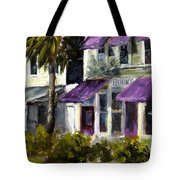 Commerce And Avenue D Tote Bag