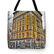 Commerce Street Architecture Tote Bag