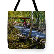 Commerce Twp. Mill Race Park Tote Bag