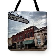 Commercial St Tote Bag