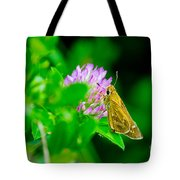 Common Banded Skipper Tote Bag